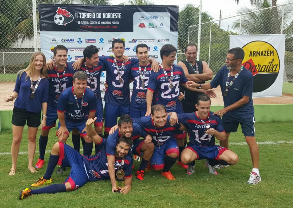 II Torneio de Futebol Society do NE