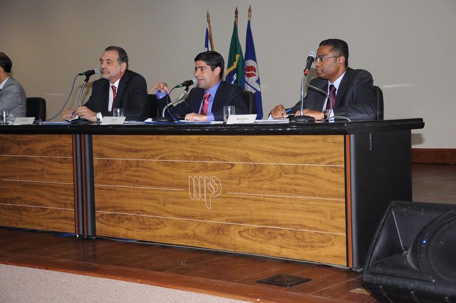 Debate com os candidatos à prefeitura 2012 – 31.08.12