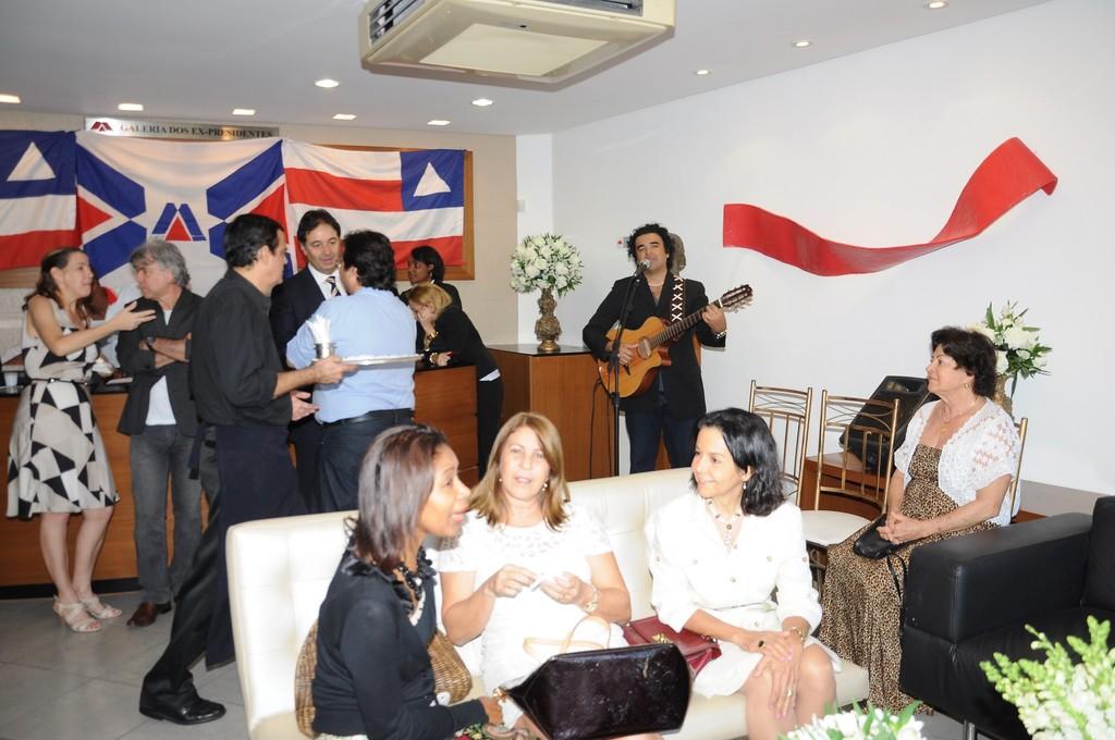 Galeria dos presidentes/Premiação Concurso Jurídico 2011